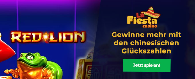 La fiesta casino red lion slot aktion