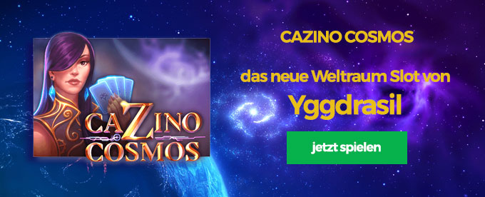 Cazino Cosmos News Article