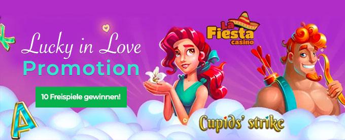 Freispiel Aktion bei La Fiesta Casino