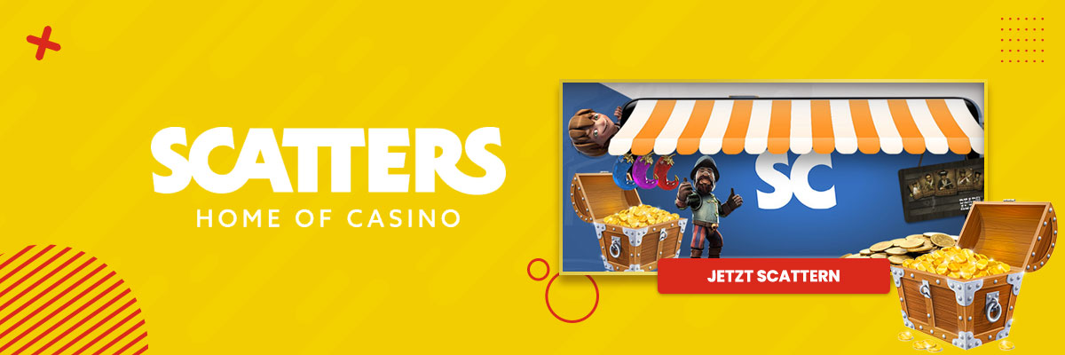 Scatters Casino Test