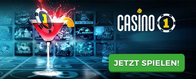 Jetzt im Casino1 Club spielen