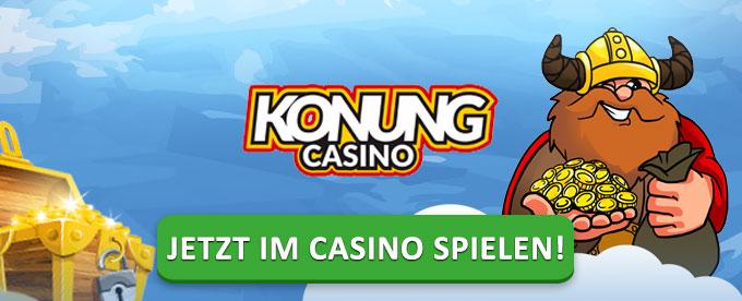 Jetzt im Konung Casino spielen