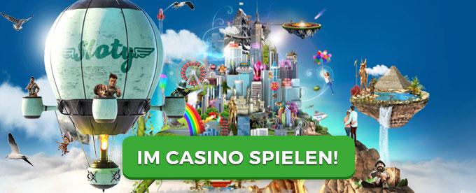 Im Sloty Casino spielen