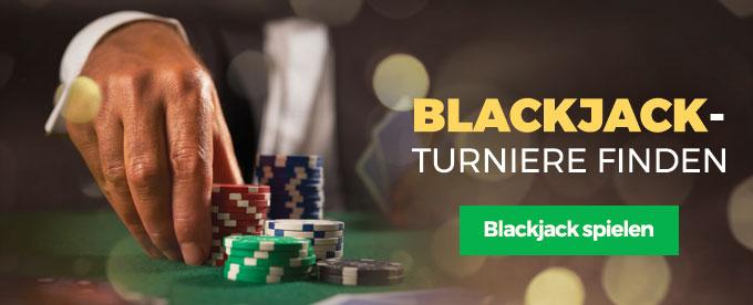 Blackjack-Turniere im Online Casino