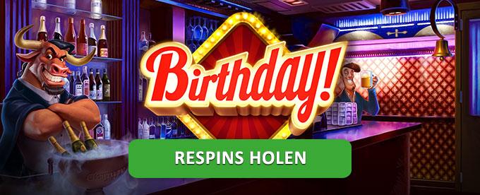 Die beste Geburtstags-Party