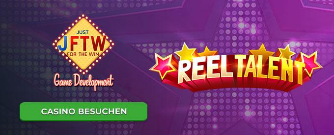 Eine Talent-Show im Casino