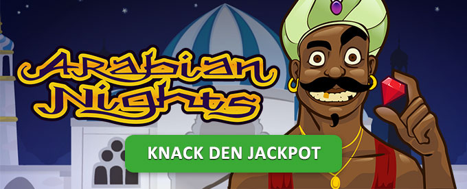 Jackpot knacken am Slot