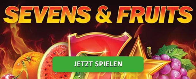 Toller Früchte-Slot im Casino