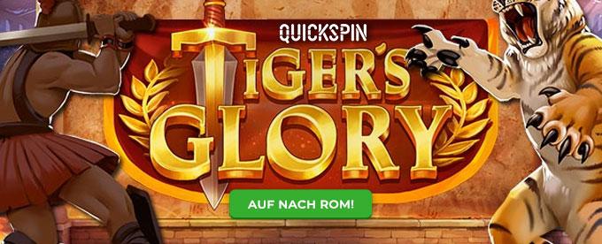 Tiger's Glory im Casino spielen