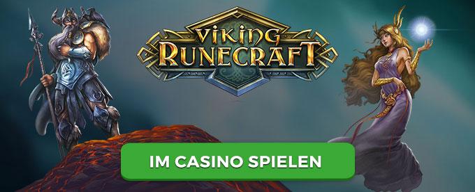 Viking Runecraft im Online Casino spielen