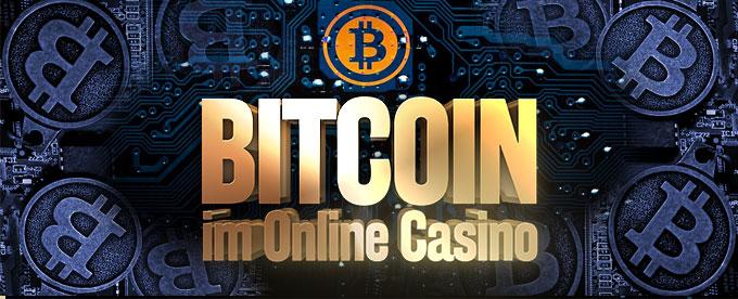 Ein- und auszahlen mit Bitcoin im Casino