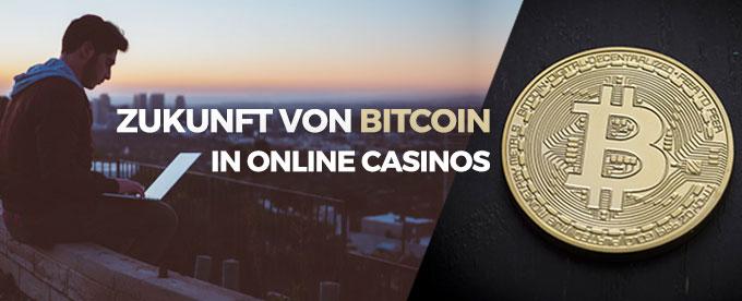 Mit Bitcoin im Casino einzahlen