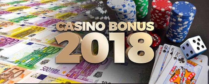 Der beste Casino Bonus 2018