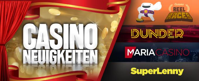 Die Casino News für diese Woche