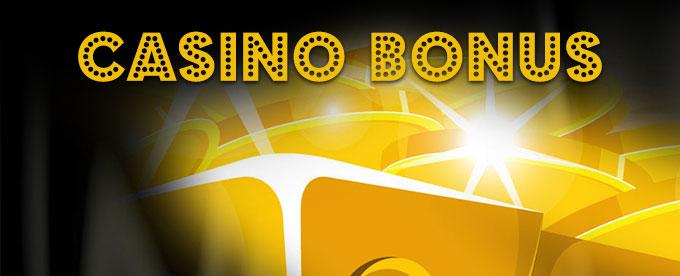 Holen Sie sich Ihren Casino Bonus