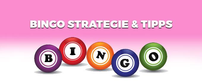 Bingo spielen mit Strategie