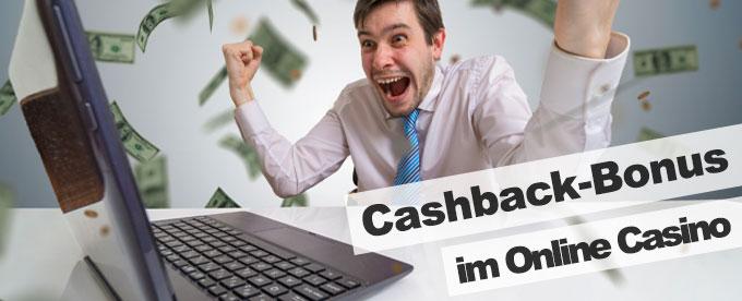 Cashback-Bonus im Casino