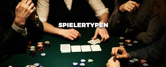 Spielertypen im Casino