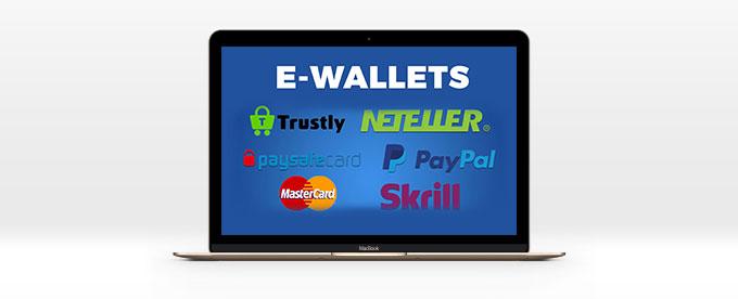 e-Wallet Anbieter für die Einzahlung