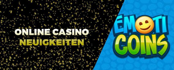 Online Casino Neuigkeiten 14.08.2017