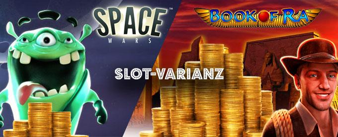 Slot Varianz im Casino