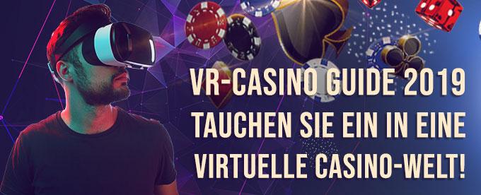 VR-Casino Guide 2019