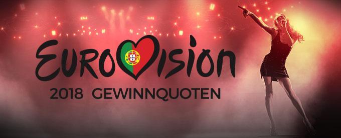 Die Gewinnquoten der Eurovision