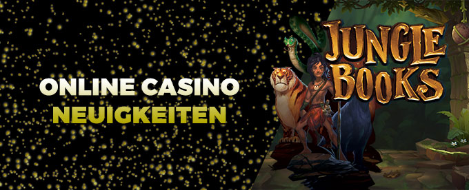 Online Casino Neuigkeiten 26.September 2017