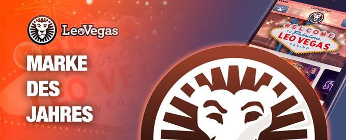 LeoVegas bestes Casino