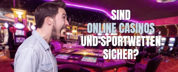 Sicherheit in Online Casinos