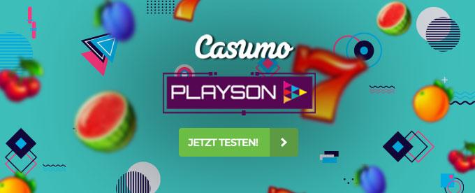 Playon Spiele testen!