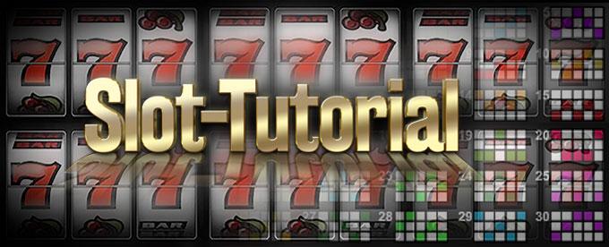 Slot-Tutorial im Online Casino