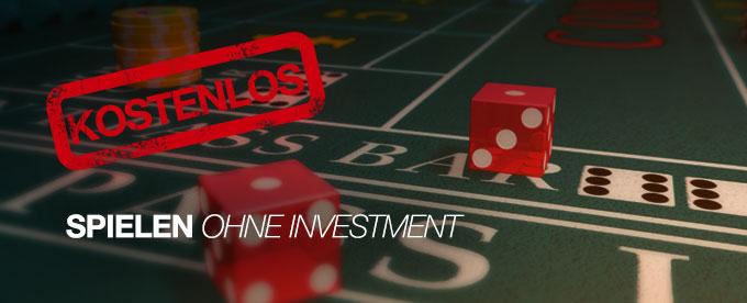 Kostenlos im Online Casino