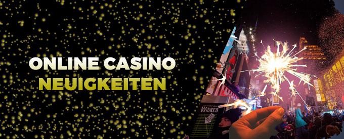 Online Casino Neuigkeiten 23. Oktober 2017