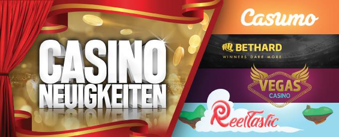 Casino Neuigkeiten 10. Dezember 2018