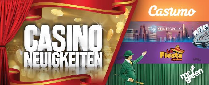 Casino News 12. November 2018