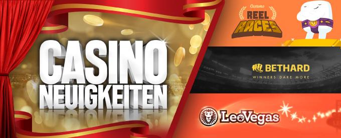 Casino Neuigkeiten 16. Juli 2018