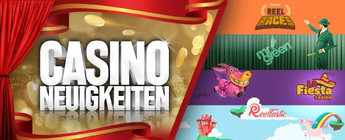 Casino News 20. August 2018