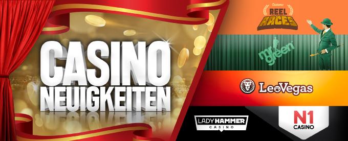 Casino News 27. August 2018