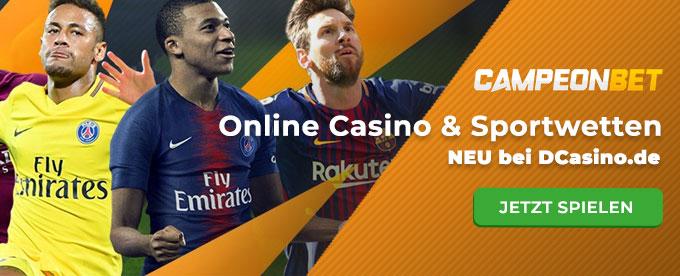 Online Casino und Sportwetten