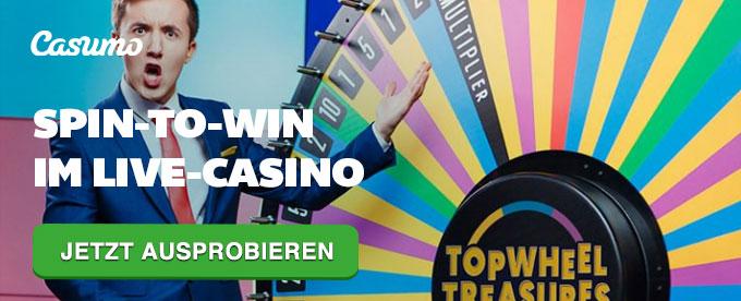 Neues Live-Casino Spiel