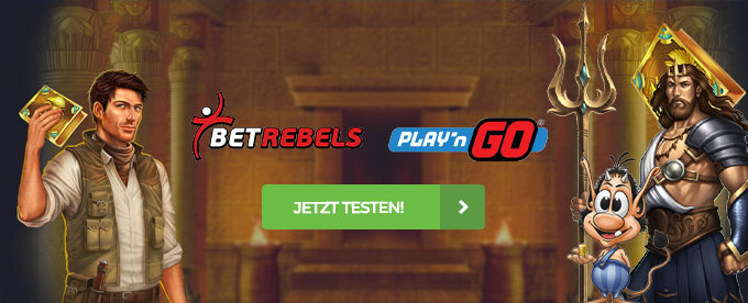 Zum BetRebels Casino!