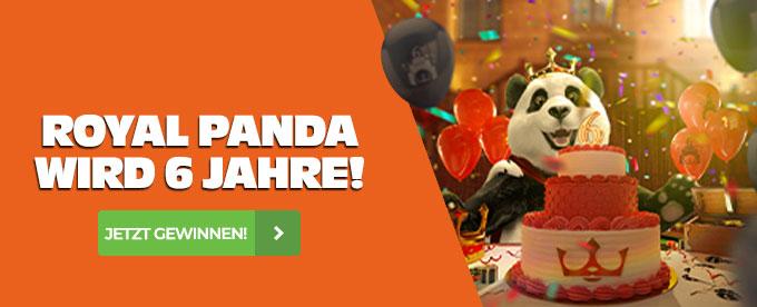 Zum Royal Panda Casino!