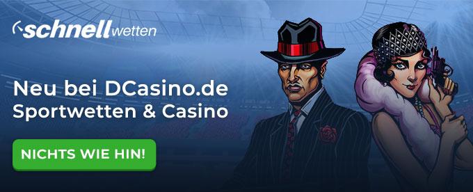Sportwetten und Casino Bonus