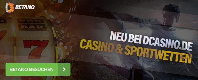 Casino und Sportwetten Angebot