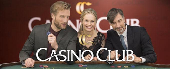 Bonus im CasinoClub holen