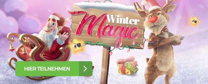 Winter Magic bei Casino Winner