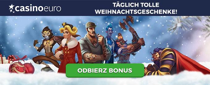 Bonus-Geschenke holen im CasinoEuro