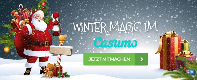 Winter Magic im Casumo
