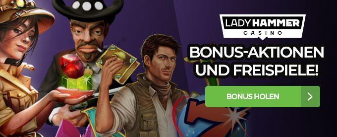 Aktuelle Bonus-Angebote